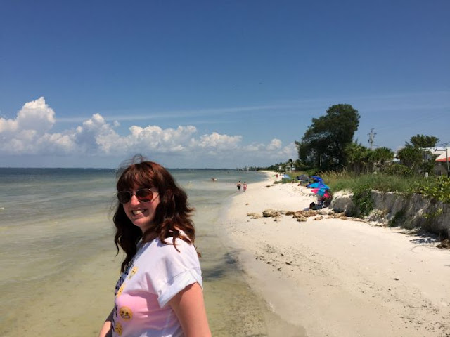 What's So Great About Florida Anyway P2 | Morgan's Milieu: Anna Maria Island, the second beautiful beach of our Florida holiday
