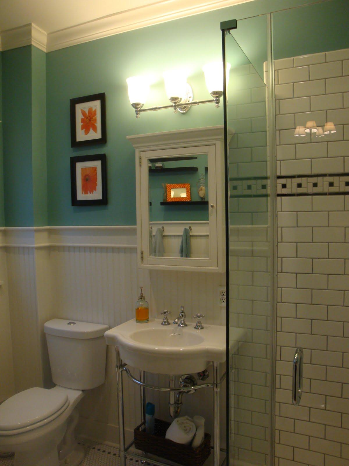 McBerkoBlog March - 5 x 9 bathroom remodel