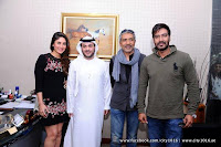 Kareena, Ajay Devgn and Prakash promote Satyagraha in Dubai