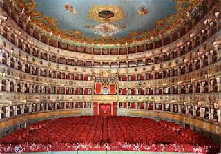 Teatro La Fenice de Venecia
