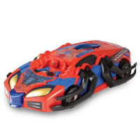 Buy MARVEL 85447 Spider Attack Transforming I/R Racer Car at Rs. 508: Buytoearn