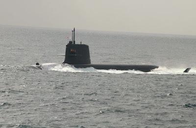 Kapal selam Kelas Soryu Jepang