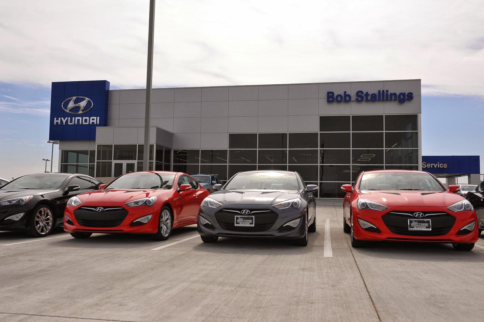 Car Dealership Grand Opening  Texas