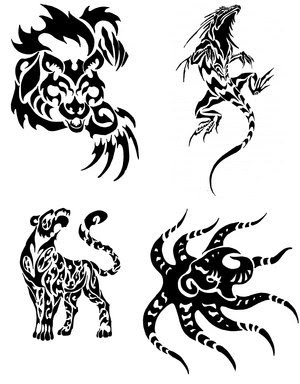 Cool easy tattoo designs for pinterest
