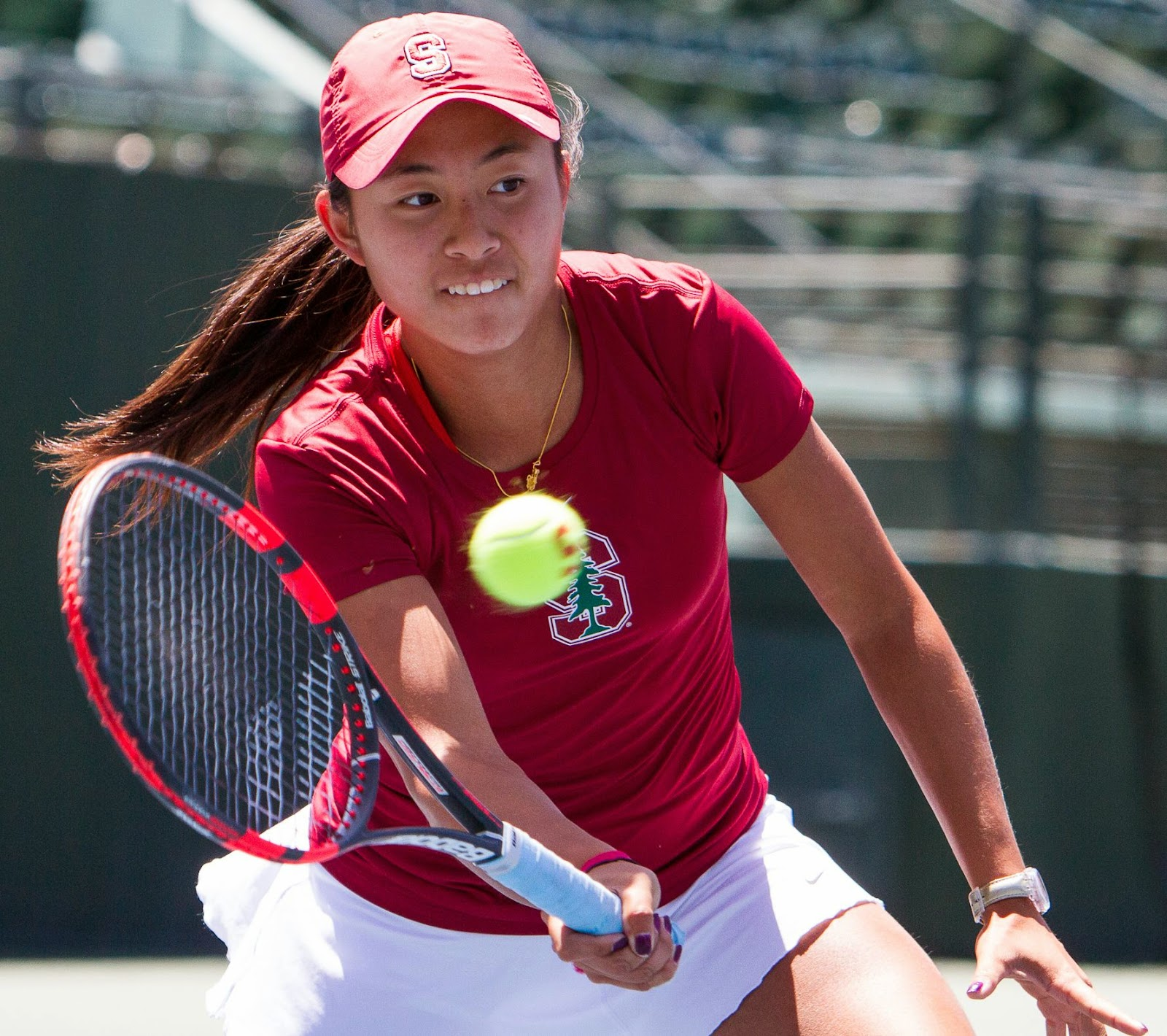 Cal, Stanford women combine for 7 NCAA singles spots