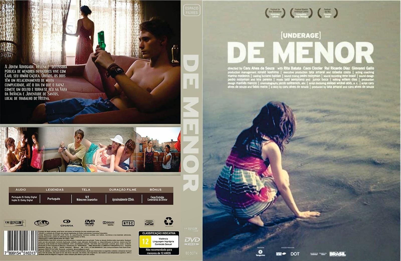 Download De Menor DVDRip XviD Nacional De Menor XANDAODOWNLOAD