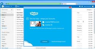 abrir correo Outlook Skype