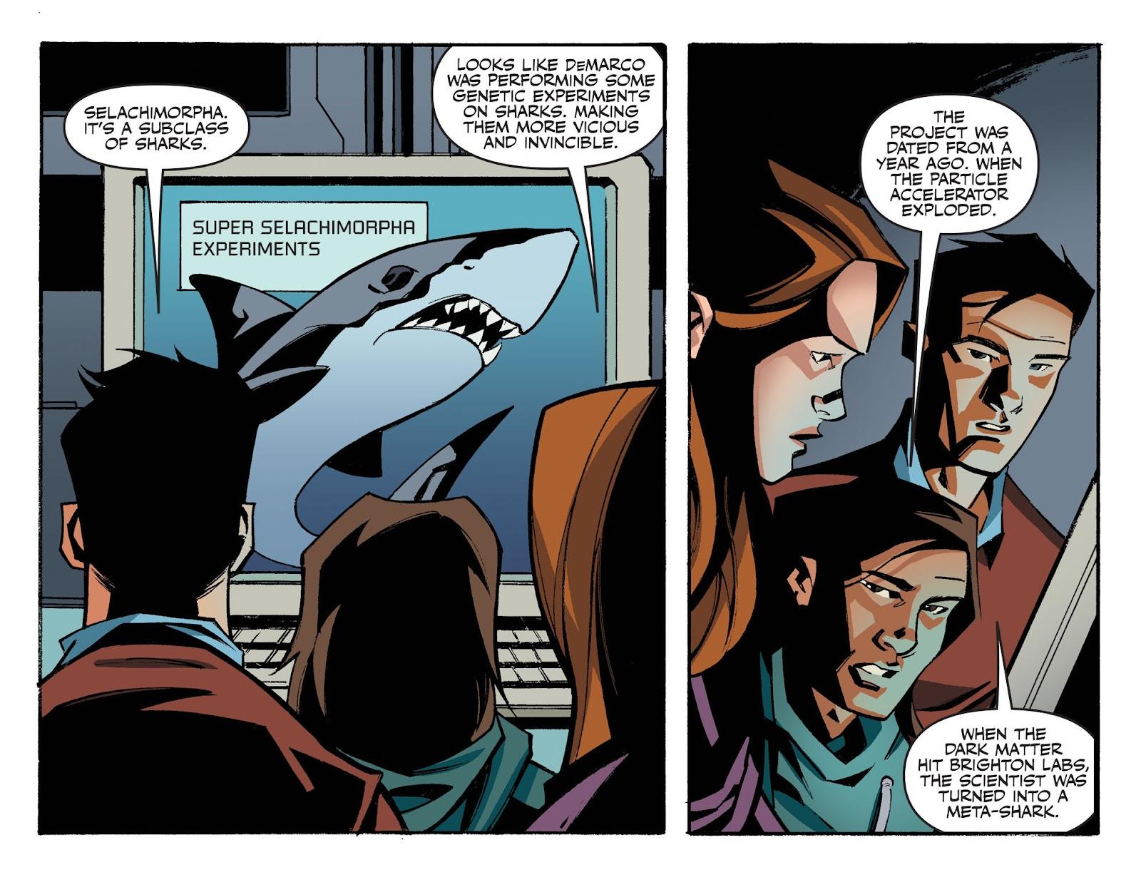 The Flash: Season Zero [I] Issue #12 #12 - English 7