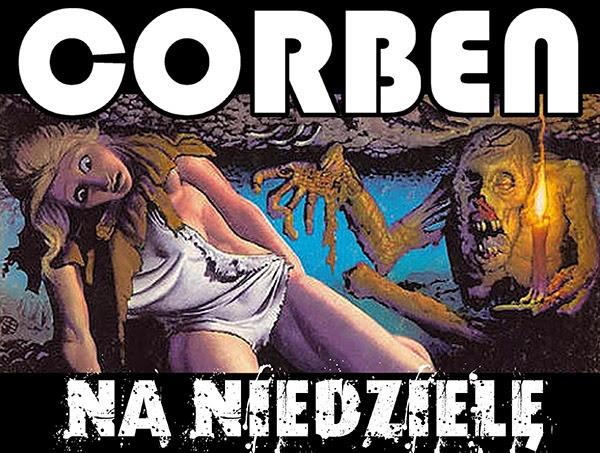Cykl fanbojskich blognotek poświęconych niesamowitym komiksom wspaniałego Richarda Corbena.