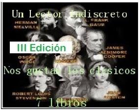III RETO LITERARIO NOS GUSTAN LOS CLÁSICOS