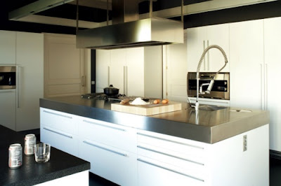 Ideas decorating for kitchens modern look