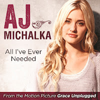 AJ Michalka. All I've Ever Needed