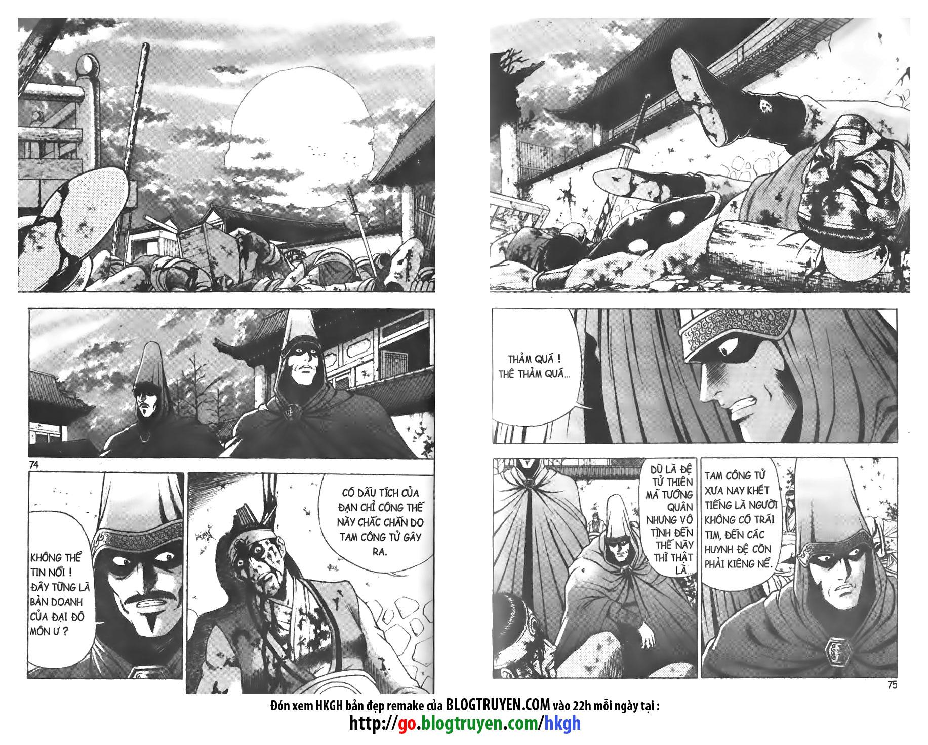 Hiệp Khách Giang Hồ chap 196 page 21 - IZTruyenTranh.com