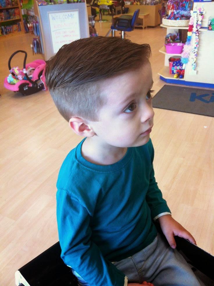 Gaya Rambut Anak LakiLaki Yang Keren Gaya Dan Model Rambut - Gaya rambut anak laki laki sd