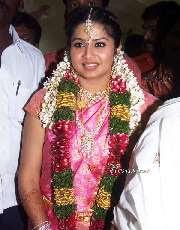 Vijay Sangeetha Wedding Photos