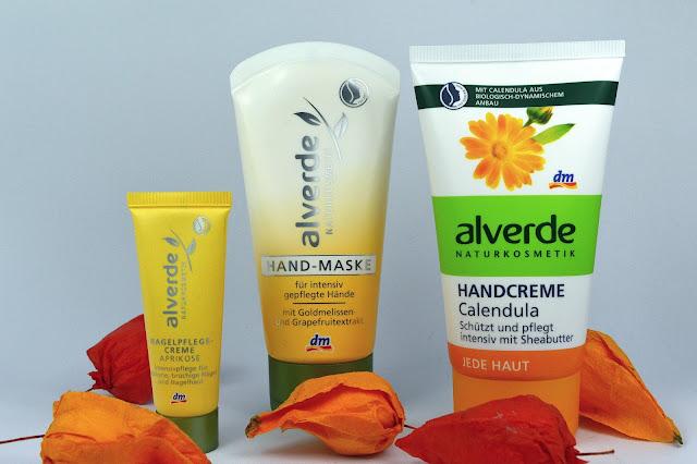 Handpflege Alverde