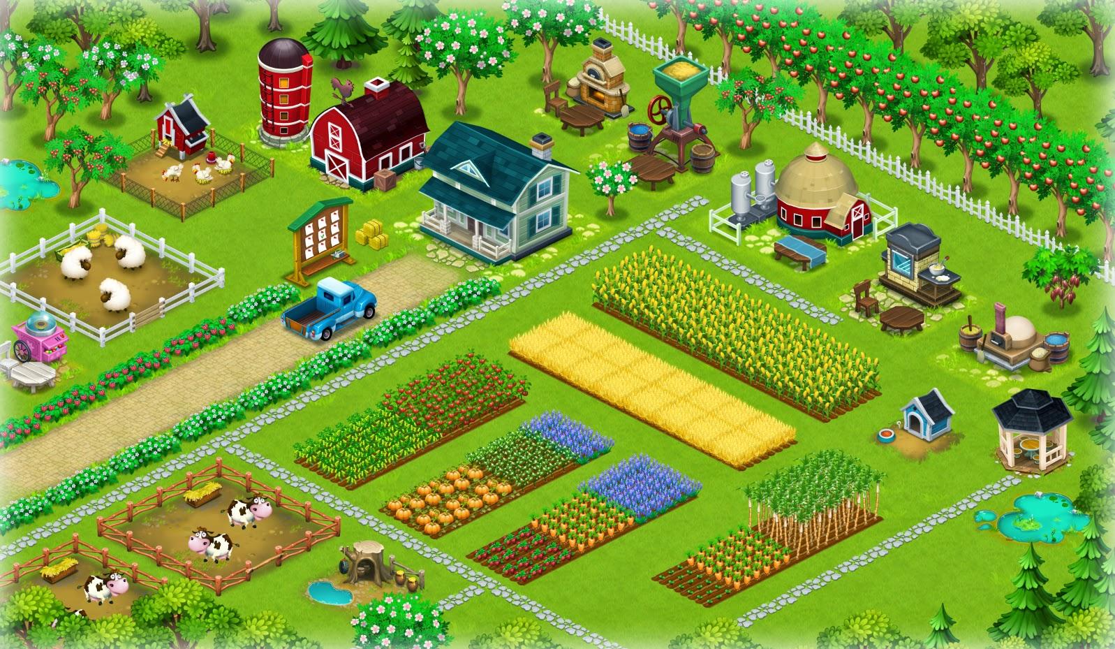 Hay Day v1.22.141 Apk