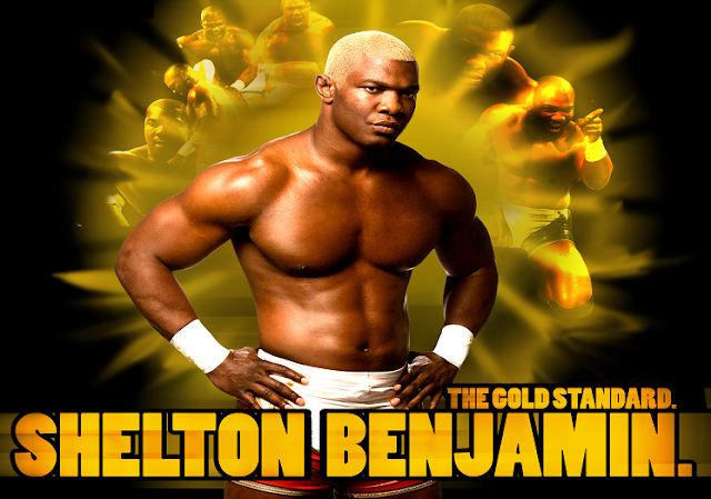 Shelton Benjamin Hd Free Wallpapers