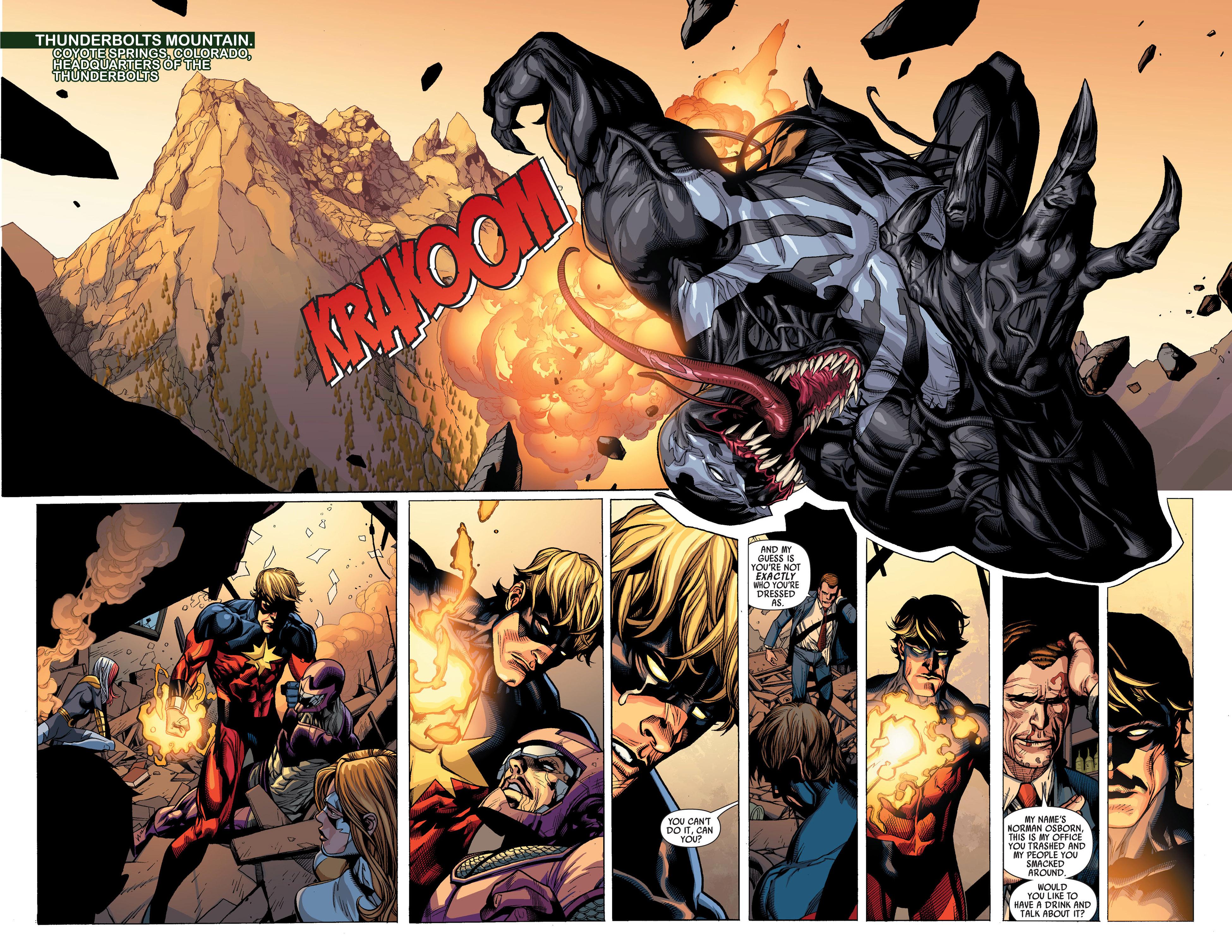 Read online Secret Invasion comic -  Issue #3 - 5