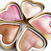 I Heart Makeup Hearts Blushers - Review & Swatches