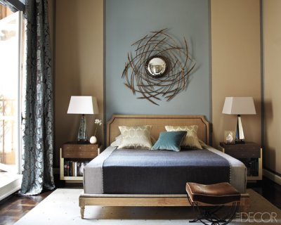 ELLE Decor Bedrooms