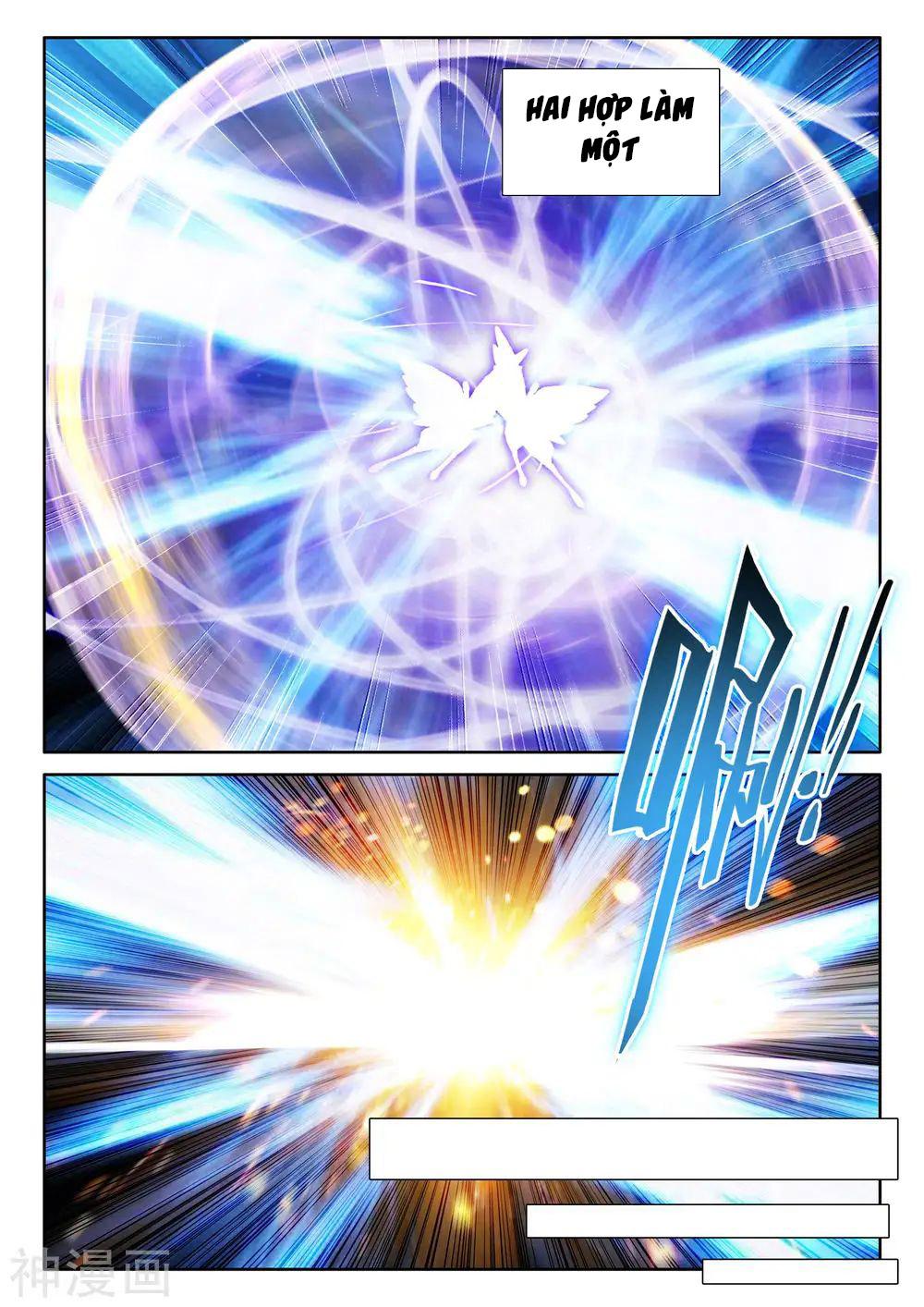 Thần Ấn Vương Tọa chap 177 - Trang 11