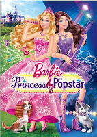 Barbie a Princesa e a Pop Star – Dublado – 2012
