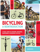 On Bicycles : 50 ways the new bike culture can change your life (http://discover.halifaxpubliclibraries.ca/?q=title:%22on%20bicycles%22walker)