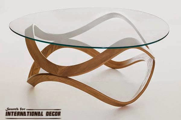 unique coffee table, contemporary coffee table