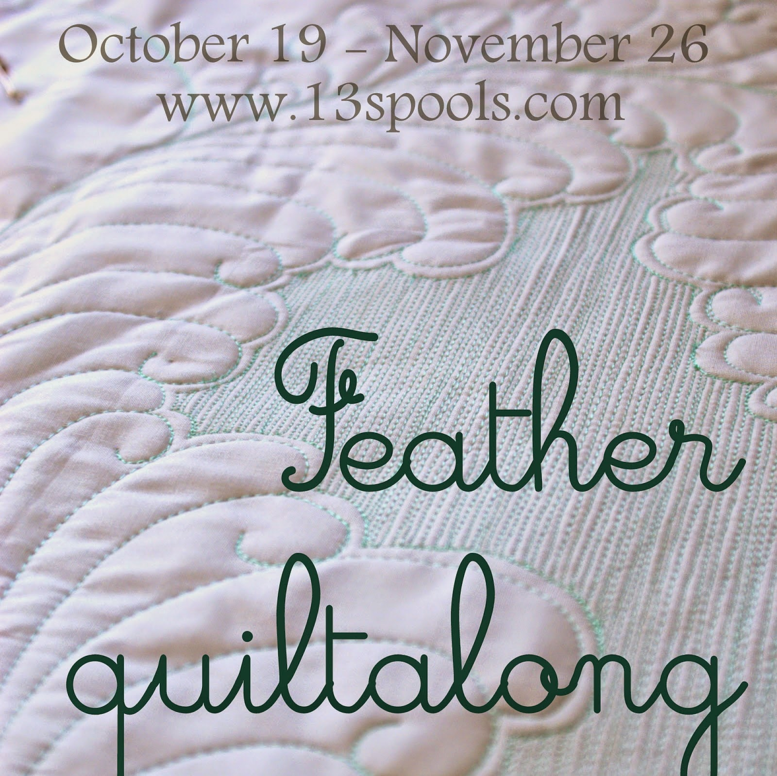 FEATHER QUILTALONG