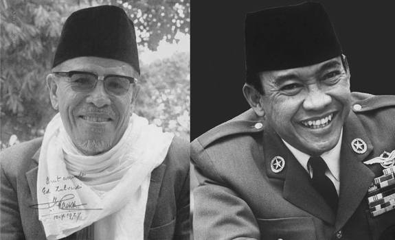 Buya Hamka dan Soekarno, Ketika Air Tuba Dibalas Air Susu