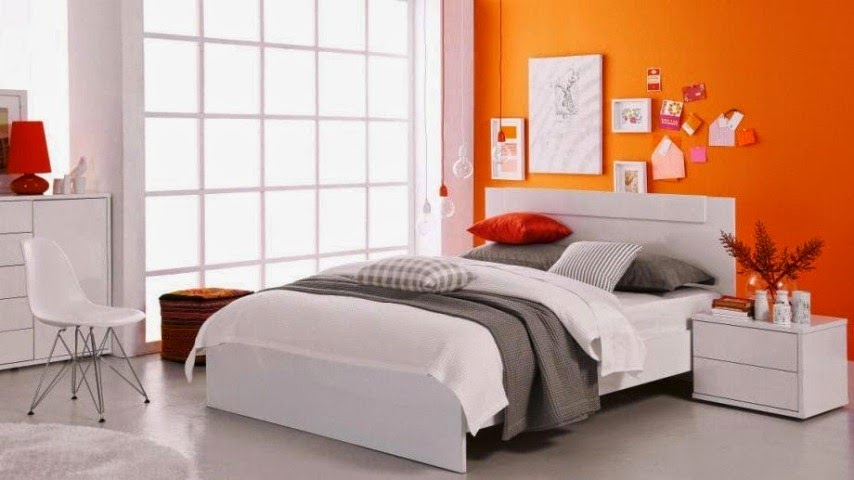 Wall paint ideas for bedrooms for Ideas to paint bedroom