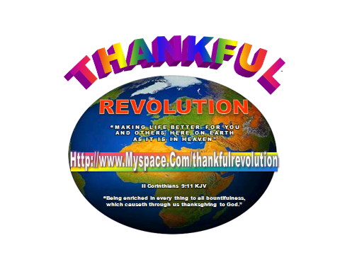 The Thankful Revolution