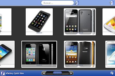 Software de Punto de Ventas Web eFactory iPOS - Cloud Computing Venezuela