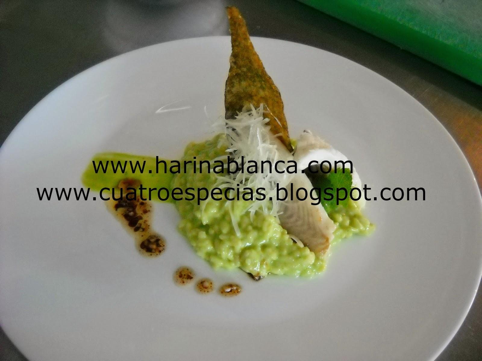 www.cuatroespecias.blogspot.com. arroz mentolado