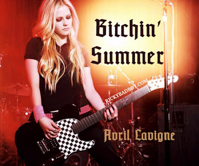 AVRIL LAVIGNE - B-TCHIN' SUMMER LYRICS | MP3 Songs
