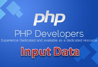 Membuat Aplikasi Input Data dengan PHP