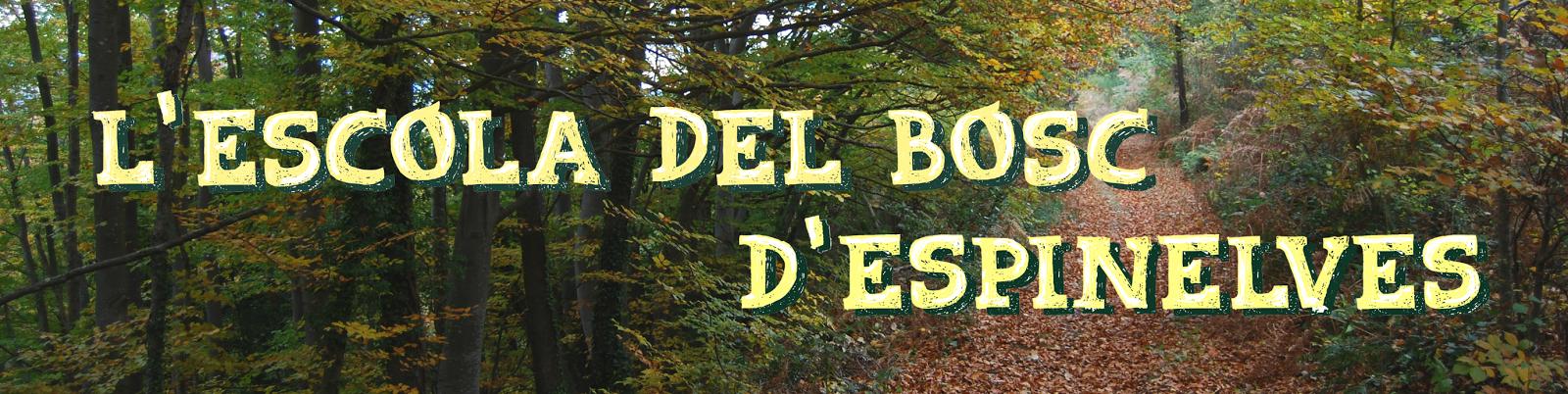 L'ESCOLA DEL BOSC D'ESPINELVES