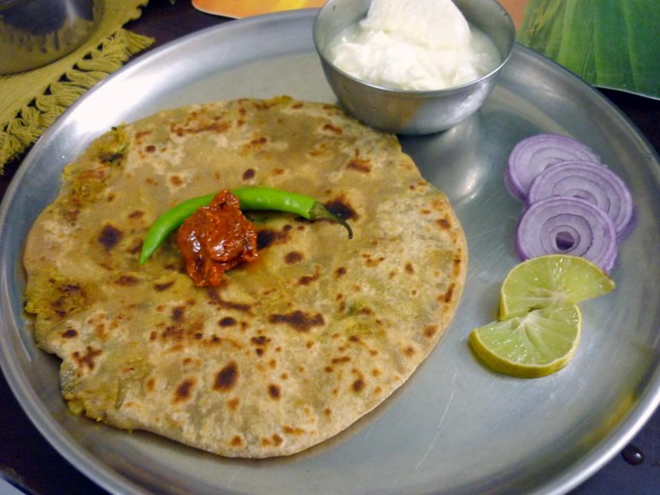 Gobi Paratha | How to make Gobi Paratha ~ Step by Step ...