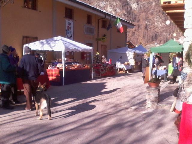 mercatini natale marmora