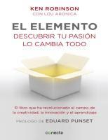 """LLIBRE RECOMANAT  """" EL ELEMENTO"""""""