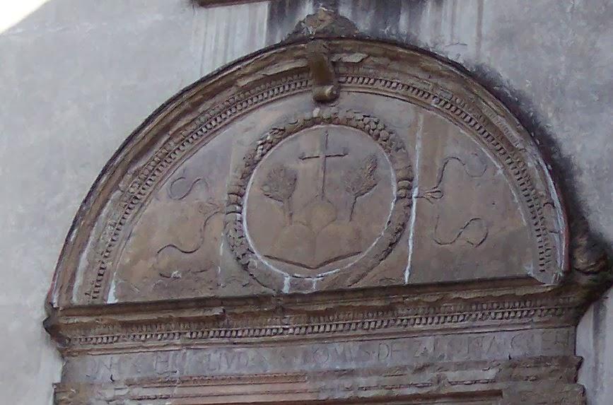 Tabernacoli italiani firenze croce for Annesso significato
