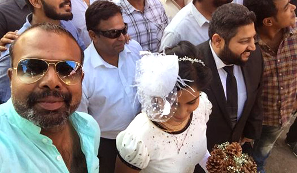 Director Lijo Jose Pellissery Got Married To Jasmine James