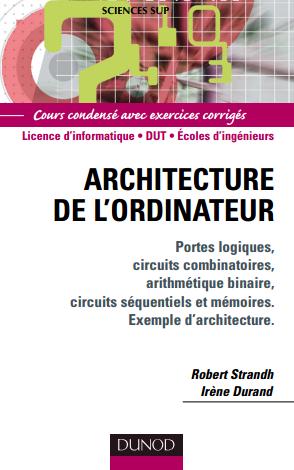 Architecture de l 39 ordinateur livre gratuit for Les circuits logiques combinatoires