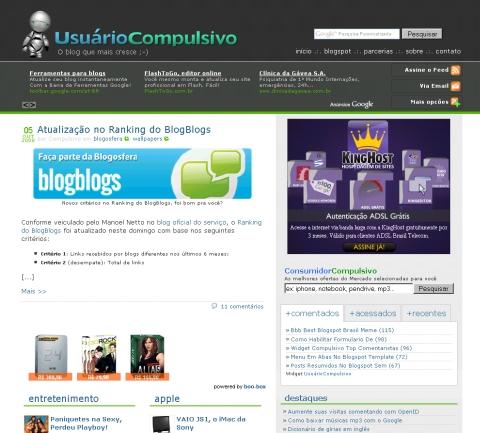 Visite UsuárioCompulsivo
