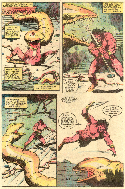 Conan the Barbarian (1970) Issue #126 #138 - English 14
