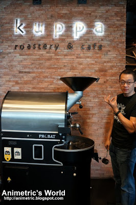 Kuppa Roastery and Cafe at The Fort