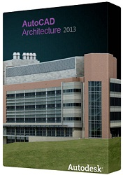 تحميل برنامج اوتوكاد المعمارى AutoCAD Architecture 2013 مجانا
