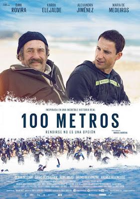 100 Metros 2016 DVD Custom NTSC Spanish