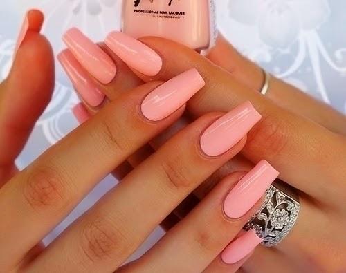 Best Light Pink Nail Designhttpnails Sidespot